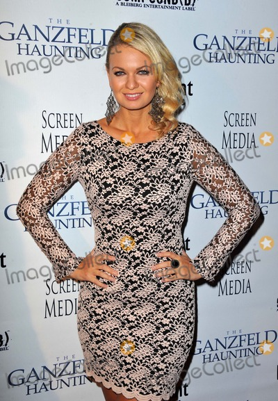 Angeline-Rose Troy Photo - Angeline-rose Troy attending the Los Angeles Premiere of the Ganzfeld Haunting Held at the Laemmle Theater in Beverly Hills California on February 6 2014 Photo by D Long- Globe Photos Inc