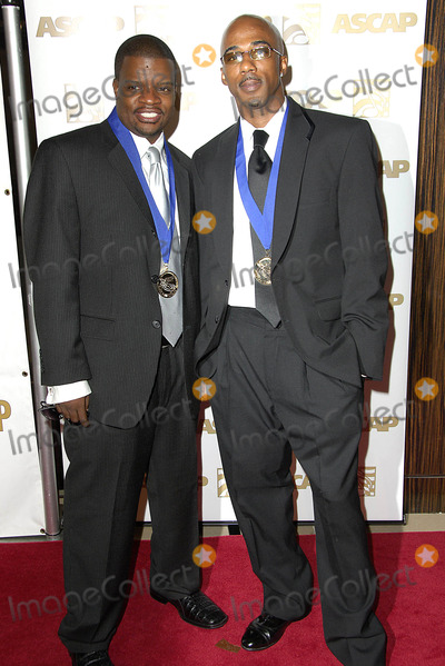Ralph Tresvant Photo - Ricky Bell and Ralph Tresvant During the 19th Annual Ascap Rhythm and Soul Awards Held at the Beverly Hilton Hotel on June 26 2006 in Beverly Hills California Photo by Michael Germana-Globe Photos