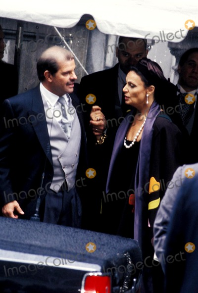 Alex Von Furstenberg Photo - Sd1028 Alex Von Furstenberg Wedding (Prince) Egon and Diane Von Furstenberg Photo Byrose HartmanGlobe Photos Inc 1995 Egonvonfurstenbergretro