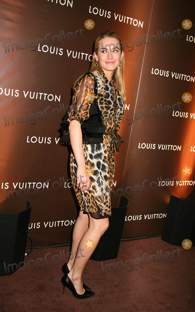 Amanda Hearst Photo - Scarlett Johansson and Louis Vuitton Host a Celebration of Love to Benefit Oxfam America Louis Vuitton Maison New York City 05-03-2007 Photos by Sonia Moskowitz-Globe Photos Inc Amanda Hearst