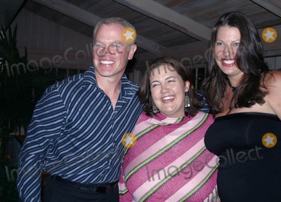 Adele Photo - Christine Peters Birthday Party Private Location Bel Air CA 08-20-2005 Photo Clinton Hwallace-ipol-Globe Photos Inc Neil Mcdonough with Friend Adele and Wife Ruve Robertson
