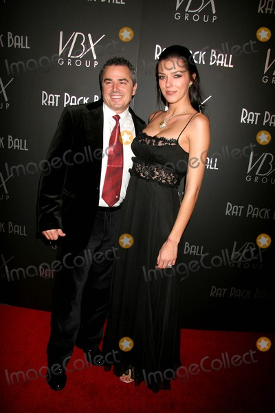 Adrienne Curry Photo - the First Annual Rat Pack Ball West Sunset Blvd Hollywood CA 12-12-2006 Adrienne Curry and Christopher Knight Photo Clinton H Wallace-photomundo-Globe Photos Inc