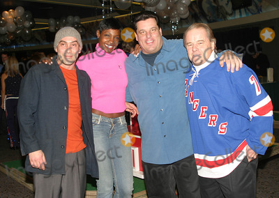 Eric Lindros Photo - the Second Annual Eric Lindros Celebrity Mini-golf Classic the Theater at Madison Square Garden  New York City 01062004 Photo by Barry Talesnick  Ipol  Globe Photosinc Roshumba_rod Gilbert_john Ventimiglia_steve Schirripa