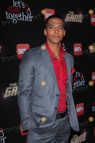 Christian Keyes Photo - Christian Keyes Bets Premiere Launch Event For the Game - lets Stay Together Held at the Roosevelt Hotellos Angelesca January 5 -2012 Photo Tleopold-Globe Photos Inc