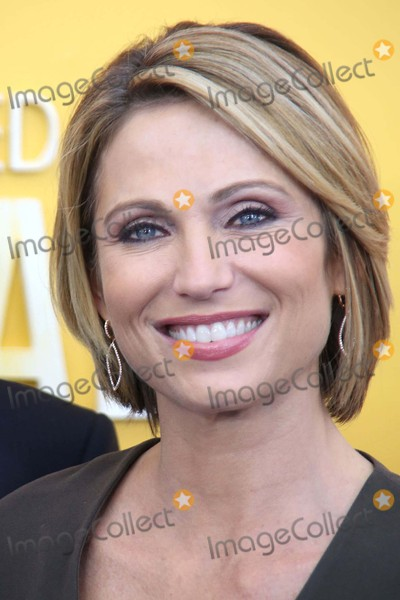 Amy Robach Photo - Amy Robach attends the New York Premiere of He Named Me Malala the Ziegfeld Theater NYC September 24 2015 Photos by Sonia Moskowitz Globe Photos Inc