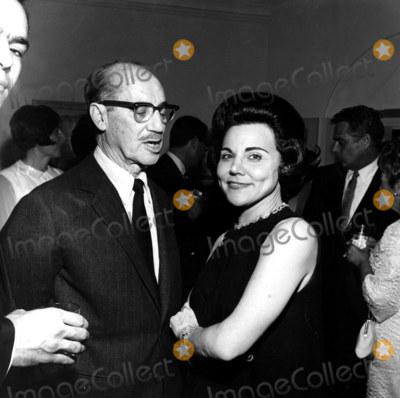 Ann Landers Photo - -4 Groucho Marx_ Ann Landers Globe Photosinc