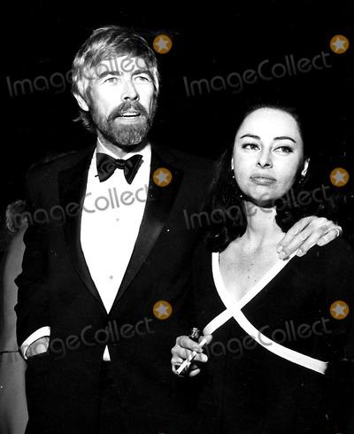 Hugh OBrian Photo - James Coburn and Wife Beverly at the Sixth Annual Hugh Obrian Acting Awards 1969 Globe Photos Inc Obit