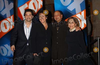 Al Madrigal Photo - Fox Upfront 2003-2004 at Grand Central Station New York City 05152003 Photo Ken Babolcsay Ipol Globe Photos Inc 2003 AL Madrigal Terri Hoyos Cheech Marin and Renee Victor