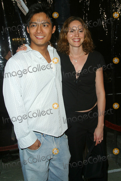 Archie Kao Photo - Jorja Fox and Archie Kao - the Emperors Club - Premiere - Samuel Goldwyn Theatre Beverly Hills CA - November 20 2002 - Photo by Nina PrommerGlobe Photos Inc2002