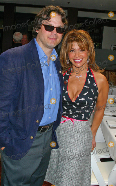 Rich Robinson Photo - Steve Edwards Honored with Star on the Hollywood Walk of Fame - Private Reception at Pinot Hollywood Hollywood CA 051404 Photo by ClintonhwallaceipolGlobe Photos Inc2004 Paula Abdul and Rich Robinson-talent Coordinator at
