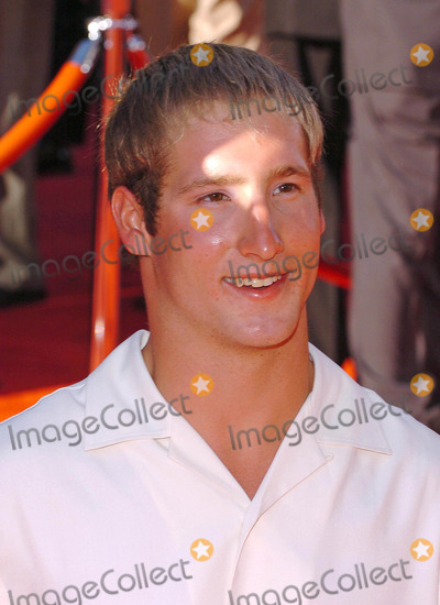 Travis Mohr Photo - 12th Annual Espy Awards - Arrivals at Kodak Theatre Hollywood Califronia 07142004 Photo by Fitzroy BarrettGlobe Photos Inc 2004 Travis Mohr