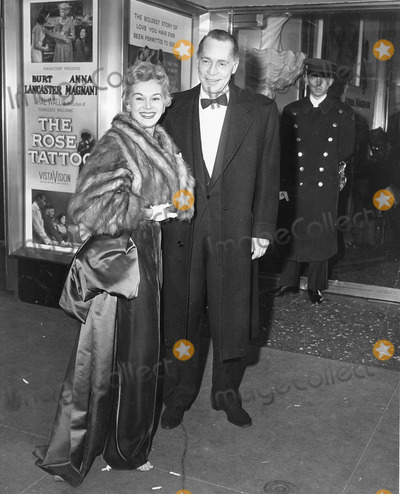 Eva Gabor Photo - Eva Gabor with Franchot Tone Supplied by Globe Photos Inc