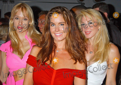 Carrie Stevens Photo - 2004 Playmate of the Year Party at Sky Bar West Hollywood CA 05062004 Photo by Miranda ShenGlobe Photos Inc 2004 Carrie Stevens Center and Friends