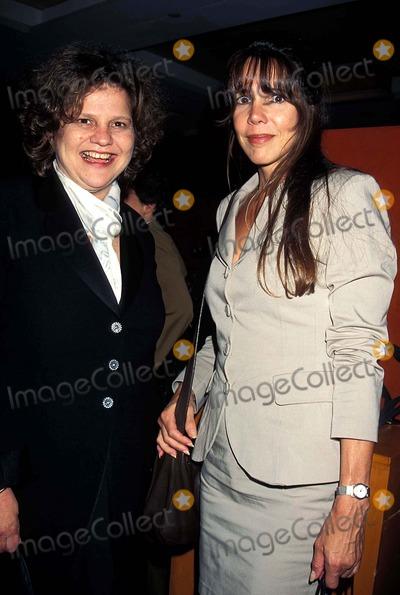 Patti Davis Photo - Literary Breakfast Wendy Wasserstein and Patti Davis Photo Rose Hartman - Globe Photos Inc 1995 Wendywassersteinretro