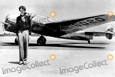 Amelia Earhart Photo - Amelia Earhart Supplied ByipolGlobe Photos Inc