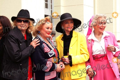 Johnny Grant Photo - I14749CHW  Congresswoman Diane Watsons Legislation Dedicates The Hollywood Station Post Office To Former Honorary Mayor Johnny Grant Hollywood Station Post Office Hollywood CA 05102010   ANGIE DICKINSON CAROL CONNORS WITH ANNE JEFFREYS AND ANN RUTHERFORD  Photo Clinton H Wallace-Photomundo-Globe Photos Inc 2010