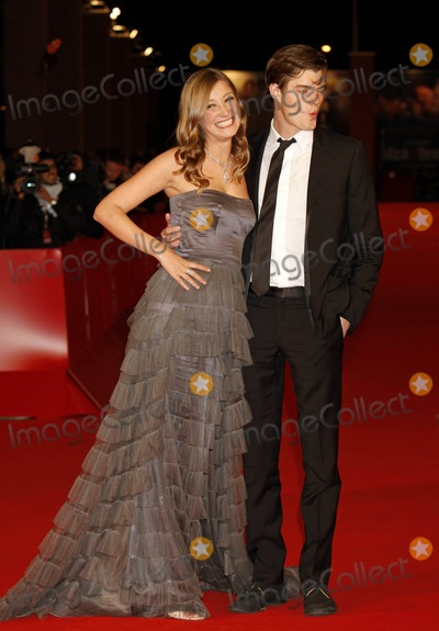 Alexandra Maria Lara Photo - Alexandra Maria Lara Sam Riley Actors the Premiere of the City of Your Final Destination at the 4th Rome International Film Festival in Rome  Italy 10-16-2009 Photo by Kurt Krieger-allstar-Globe Photos Inc