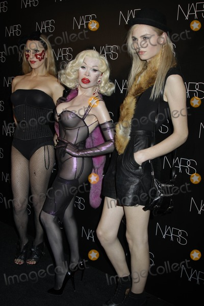 Amanda Lepore Photo - Nars Cosmetics Exclusive Launch Event For Make Up Your Mind Express Yourself the New Book by Francois narscedar Lake Studios nycmay 24 2011photos by Sonia Moskowitz Globe Photos Inc 2011amanda Lepore