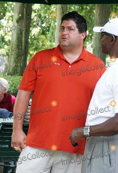 Tony Siragusa Photo - Michael Strahan and Dreier Llp Team Up For Charity Golf Tournament at Century Country Clubpurchase NY Date 07-09-07 Photos by John Barrett-Globe Photosinc Tony Siragusa