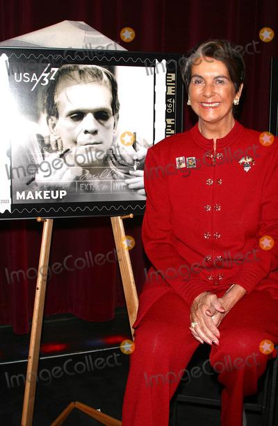 Sara Karloff Photo - Mailing of Final Ballots For 75th Academy Awards Samuel Goldwyn Theater Beverly Hills CA 02252003 Photo by Milan Ryba  Globe Photos Inc 2003 Sara Karloff