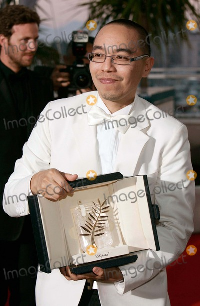 Apichatpong Weerasethakul Photo - Apichatpong Weerasethakul Director and Winner of the Golden Palm Palme Dor Award Ceremony Photo Call at Palais Des Festivals During 63rd Annual Cannes Film Festival in Cannes  France 05-23-2010 Photo by Kurt Kreiger-allstar - Globe Photos Inc 2010