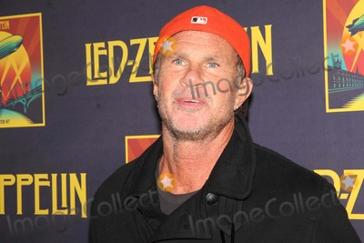 Red Hot Chili Peppers Photo - Chad Simth of Red Hot Chili Pepper at the NYC Premiere of Led Zeppelins Celebration Day at Ziegfeld Theatre 10-9-12 Photo by John BarrettGlobe Photos