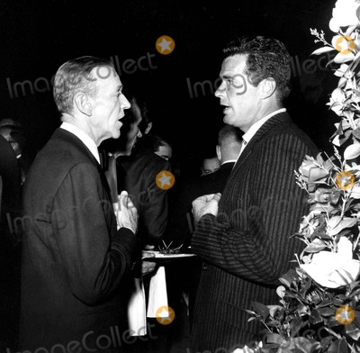 Fred Astaire Photo - Fred Astaire and James Garner at the Tv Awards 5101960 1960s Supplied by Globe Photos Inc
