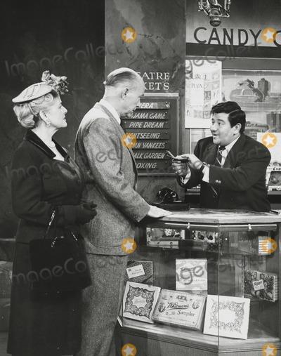 Buddy Hackett Photo - Buddy Hackett in His Tv Show Stanley 1956 SmpGlobe Photos Inc Buddyhackettretro