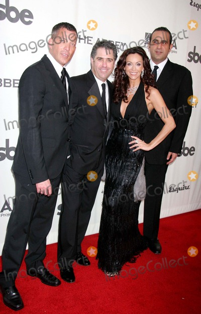Sam Nazarian Photo - the Envelope Please 6th Annual Oscar Viewing Party to Benefit Apla Hosted by Jennifer Love Hewitt the Abbey West Hollywood CA 02-25-2007 Dave Cooley Todd Simons Sofia Milos and Sam Nazarian Photo Clinton H Wallace-photomundo-Globe Photos Inc