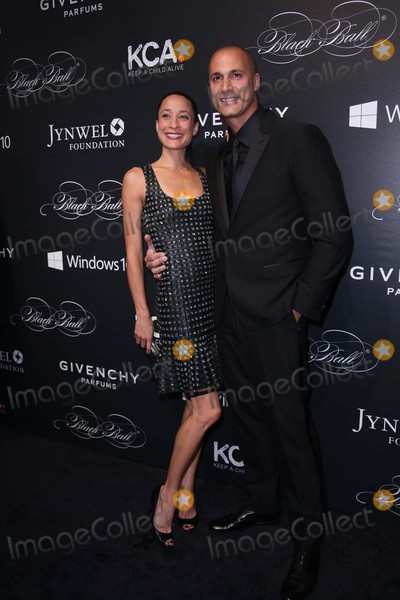 Cristen Barker Photo - Cristen Barker Nigel Barker Attend Keep a Child Alive 12th Annual Black Ball Hammerstein Ballroom NYC November 5 2015 Photos by Sonia Moskowitz Globe Photos Inc