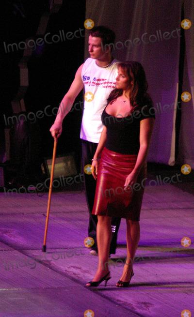 Stephanie McMahon Photo - Sd0624 Wwe Smackdown at Madison Square Garden New York City Photojohn Barrett  Globe Photos Inc 2003 Zach Gowen Qand Stephanie Mcmahon