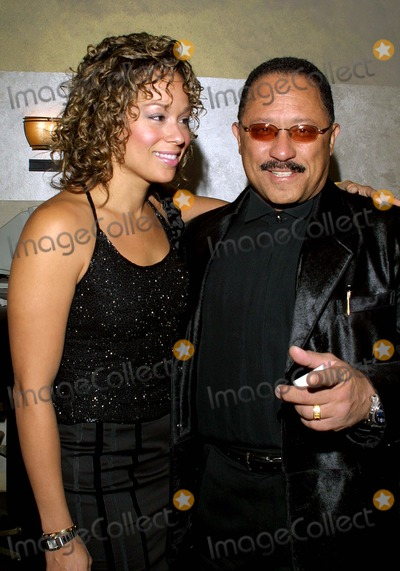 Judge Joe Brown Photo - Judge Joe Brown and His Wife K27298tr Norby Walters 21st Annual Pre-holiday Party the Friars Club Beverly Hills CA Nov 24 2002 Photo by Tom RodriguezGlobe Photos Inc