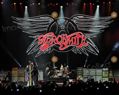 Tom Hamilton Photo - TAMPAFL DECEMBER 30 Steven TylerJoe Perry Tom HamiltonJoey Kramer and Joe Perry of Aerosmith perform in Tampa  Florida (Photo by NGS Meda)