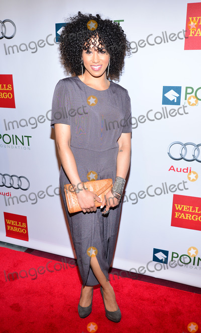 Nigel Barker Photo - NEW YORK - APRIL 15  Actress Margot Bingham attends Nigel Barker and The Estee Lauder Companies to be honered at Point Foundation benefit on April 15th 2013 in New York New York  (Photo by Godwin OkolieImageCollectcom)