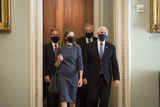 Photos From Amy Coney Barrett, Arrives at the US Capitol