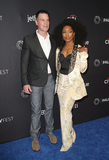 Photo - 17 March 2019 - Hollywood California - Peter Krause Angela Bassett The Paley Center For Medias 2019 PaleyFest LA - 9-1-1 held at The Wolf Theatre at The Dolby Theatre Photo Credit Faye SadouAdMedia