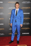 Alan Ritchson Photo - 16 November 2015 - Los Angeles California - Alan Ritchson The Hunger Games Mockingjay - Part 2 Los Angeles Premiere held at the Microsoft Theater Photo Credit Byron PurvisAdMedia