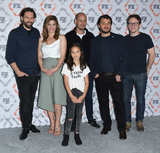 Justin Rosniak Photo - 03 August 2018 - Beverly Hills California - Nash Edgerton Brooke Satchwell Chika Yasumura Scott Ryan Justin Rosniak Damon Herriman FX 2018 TCA Summer Press Tour held at the Beverly Hilton Hotel Photo Credit Birdie ThompsonAdMedia