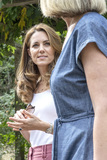 Photo - Kate Duchess of Cambridge in Battersea Park Listening to Parents About Experiences of Parent-to-Parent Support