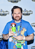 Andy Davis Photo - 19 October 2019 - Hamilton Ontario Canada  American voice actor John Morris (best known for his role as the voice of Andy Davis in the Toy Story films) at Hamilton Comic Con at the Canadian Warplane Heritage Museum Photo Credit Brent PerniacAdMedia