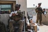 Afghanistan Evacuation Photo 5
