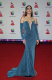 Adriana Paniagua Photo - 15 November 2018 - Las Vegas NV - Adriana Paniagua  2018 Latin Grammy arrivals at MGM Grand Garden Arena Photo Credit MJTAdMedia