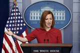 Photo - Jen Psaki daily press briefing - Washington
