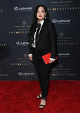 Amanda Nguyen Photo - 14 December 2019 - Beverly Hills California - Amanda Nguyen Unforgetttable Gala 2019 held at Beverly Hilton Hotel Photo Credit Birdie ThompsonAdMedia