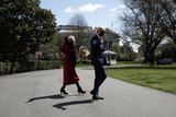 Photo - Joe Biden departs to Camp David - Washington