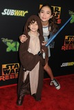 August Maturo Photo - 27 September 2014 - Century City California - August Maturo Rowan Blanchard Star Wars Rebels Spark of Rebellion Los Angeles Special Screening held at the AMC Century City 15 Photo Credit Byron PurvisAdMedia