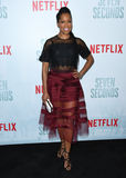 Photo - 23 February 2018 - Beverly Hills California - Regina King Netflixs Seven Seconds Los Angeles Premiere held at The Paley Center for Media Photo Credit Birdie ThompsonAdMedia