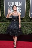 Alessandra Mastronardi Photo - 07 January 2018 - Beverly Hills California - Alessandra Mastronardi 75th Annual Golden Globe Awards held at the Beverly Hilton Photo Credit HFPAAdMedia