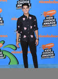 Alex Wassabi Photo - 24 March 2018 - Inglewood California - Alex Wassabi Nickelodeons 2018 Kids Choice Awards  held at The Forum Photo Credit Birdie ThompsonAdMedia