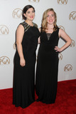 Annelie Tomasic Photo - 23 January 2016 - Century City California - Annelie Tomasic Kiley Vorndran 27th Annual Producers Guild of America Awards held at the Hyatt Regency Century Plaza Hotel Photo Credit Byron PurvisAdMedia